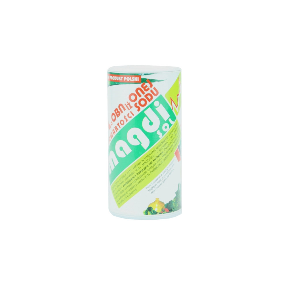 Sůl pro kardiaky Magdisol 200g