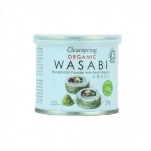 Wasabi prášek  BIO 25g
