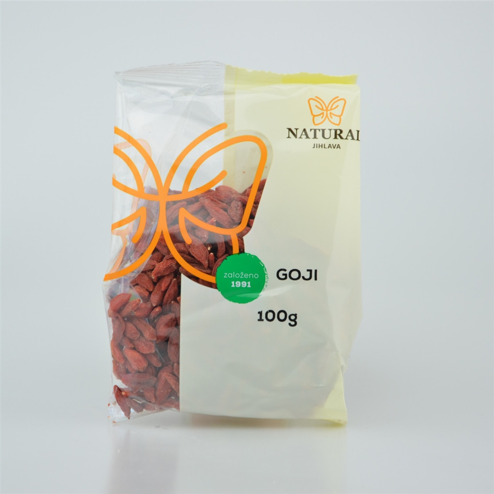 Goji berry plody - Natural 100g