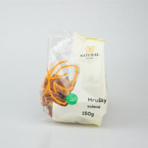 Hrušky sušené - Natural 150g