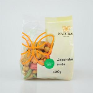 Japonská směs - Natural 100g