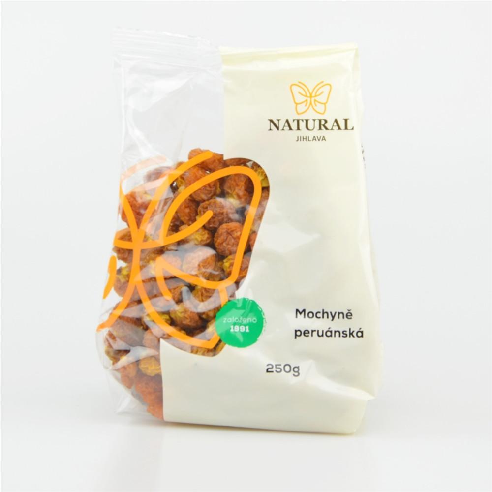 Mochyně peruánská (Physalis) sušená - Natural 250g