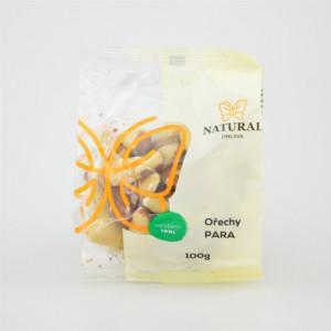 Ořechy para - Natural 100g