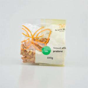 Oříšky sójové pražené - Natural 100g