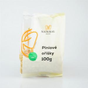 Píniové oříšky - Natural 100g