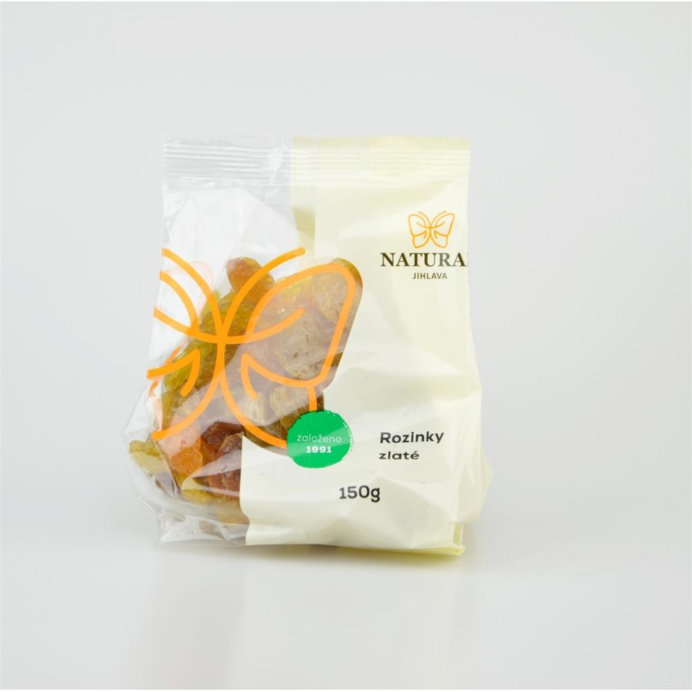 Rozinky zlaté - Natural 150g