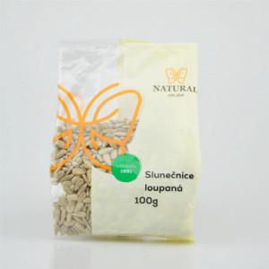 Slunečnice loupaná - Natural 100g