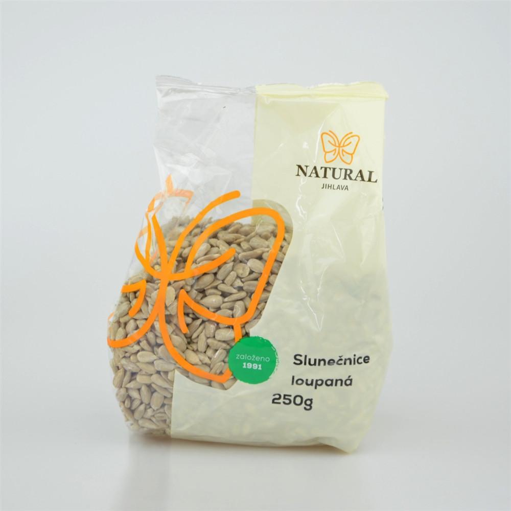 Slunečnice loupaná - Natural 250g