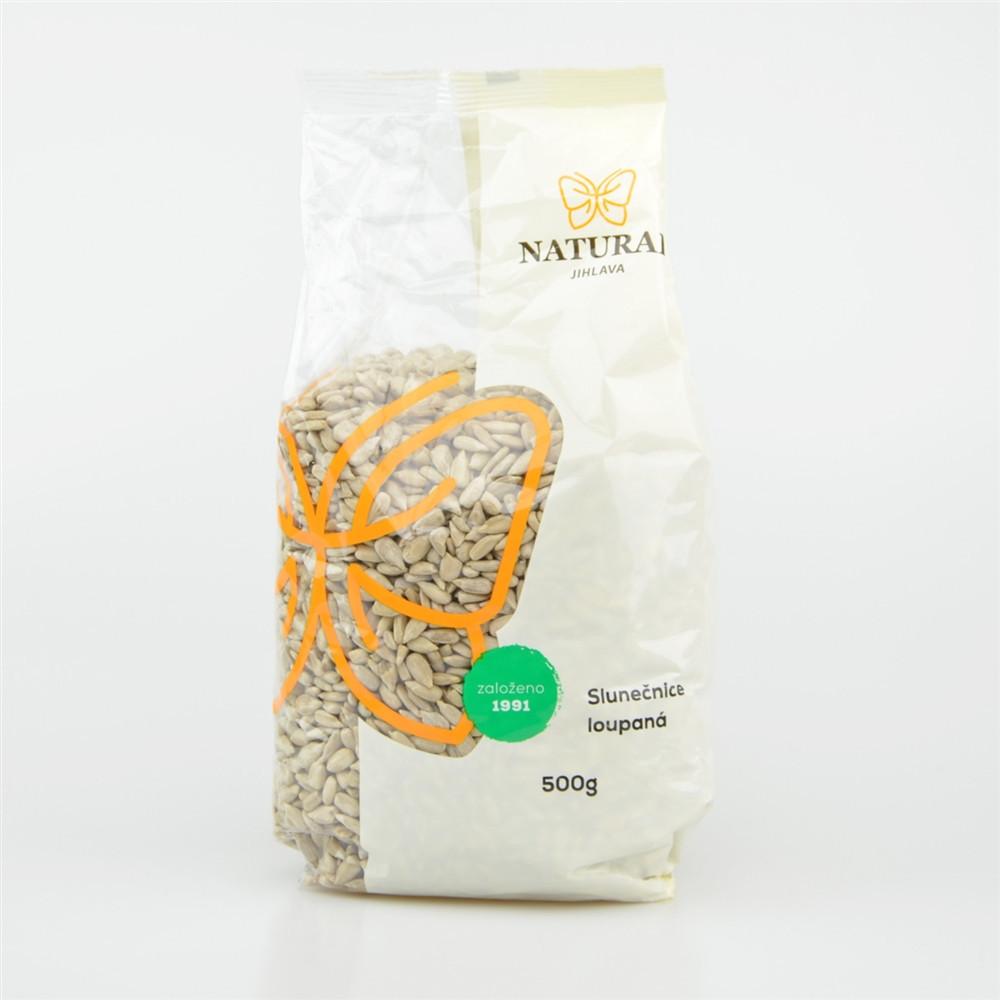 Slunečnice loupaná - Natural 500g