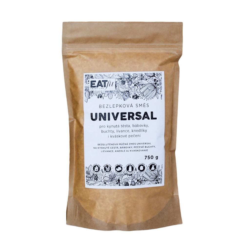 Bezlepková směs UNIVERSAL - EAT-fit 750g