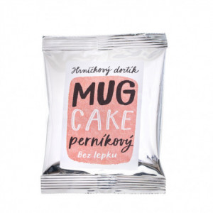 Hrníčkový dortík MUG CAKE perníkový bez lepku - Nominal 60g