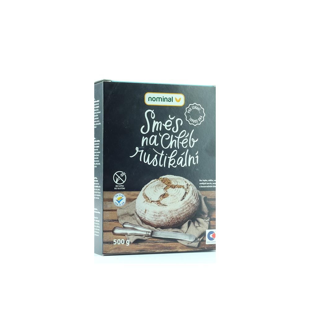 Směs na chléb rustikální bez lepku - Nominal 500g