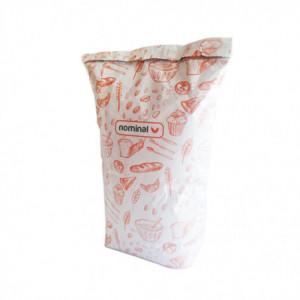 Směs na chléb s lněnou vlákninou - Nominal 5kg