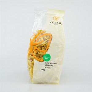 Těstoviny amaranthové - vřetena - Natural 300g