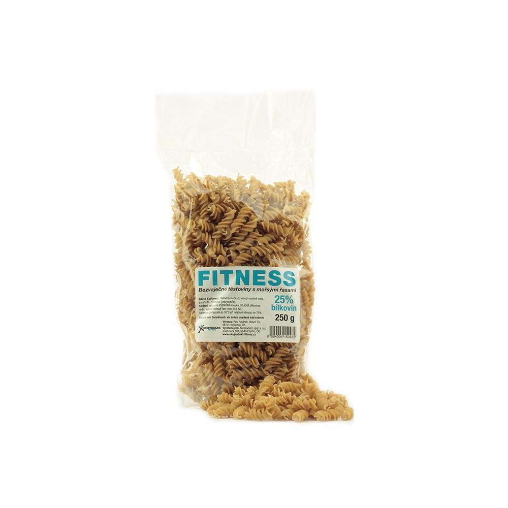 Těstoviny Fitness bezvaječné s mořskými řasami - Ekoprodukt 250g
