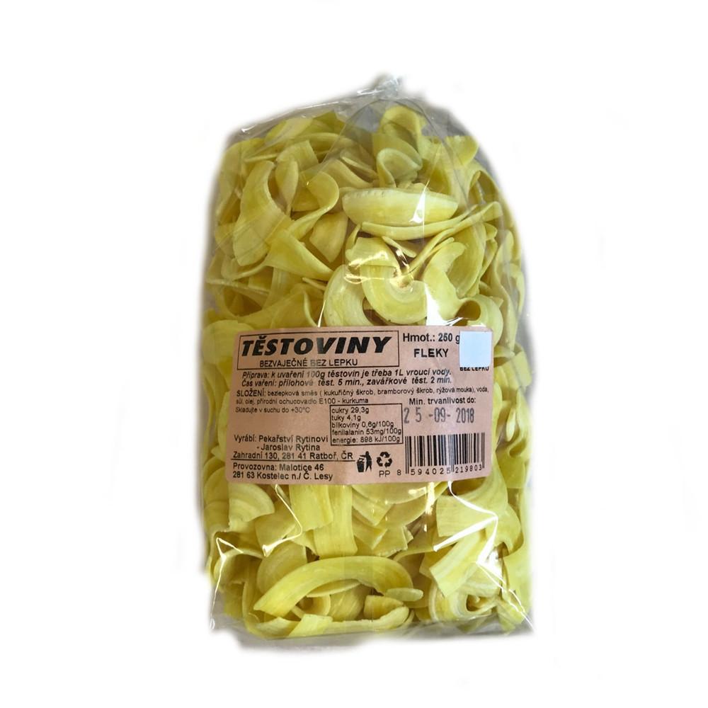 Těstoviny fleky - Rytinová 250g