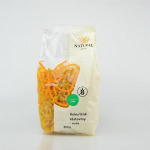 Těstoviny kukuřičné - mušle - Natural 300g