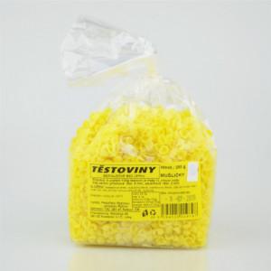 Těstoviny kukuřičné - mušličky bez lepku - Rytinová 250g