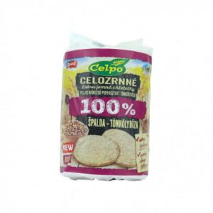 Celozrnné chlebíčky špaldové - Celpo 80g
