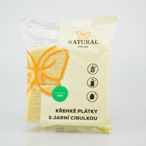 Křehké plátky s jarní cibulkou - Natural 75g