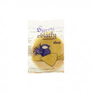 Oplatky sýrové slané 55g