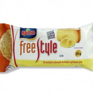 Racio - FreeStyle - sýrové 25g