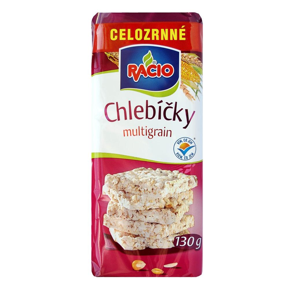 Racio - chlebíčky multirgrain 130g
