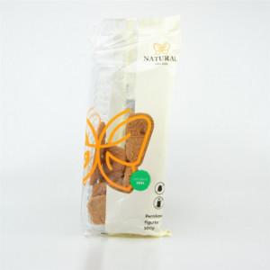 Sušenky - Perníkové figurky celozrnné bez vajec a mléka - Natural 100g