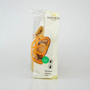Sušenky špaldové celozrnné bez vajec a mléka - Natural 150g